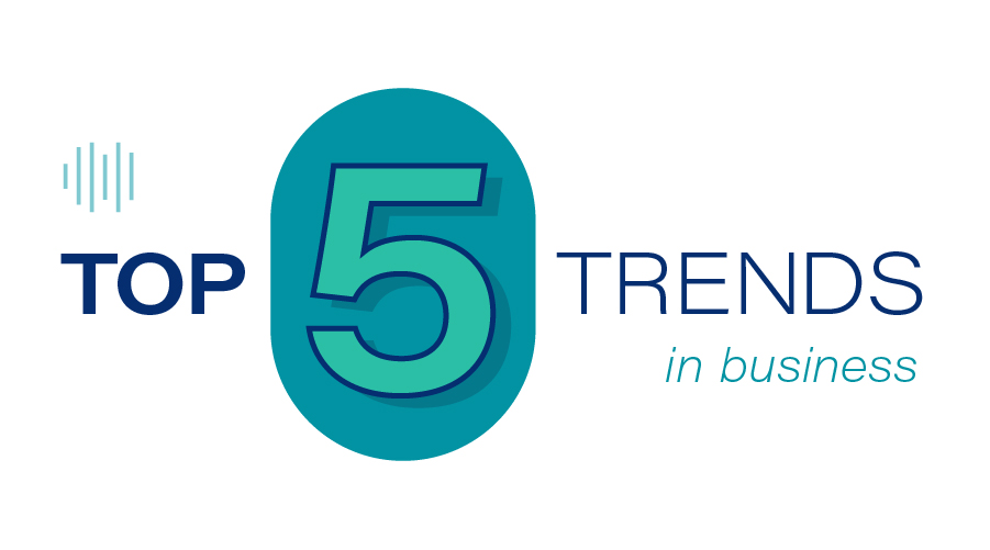 Top 5 Business Trends of 2020